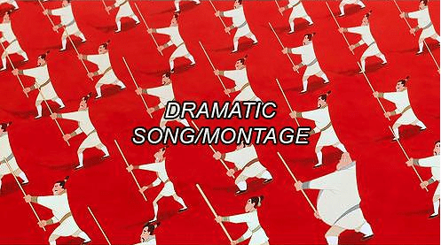 Funny Picture - Red - DRAMATIC SONG/MONTAGE
