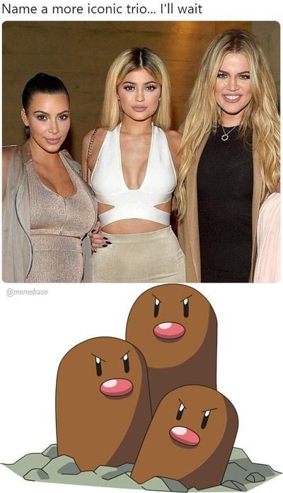 Meme - Hair - Name a more iconic trio... I'll wait @memebase