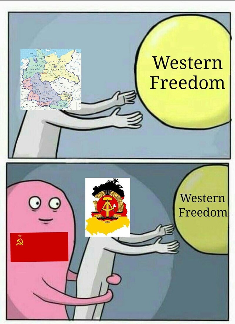Meme - Cartoon - Western Freedom Western Freedom