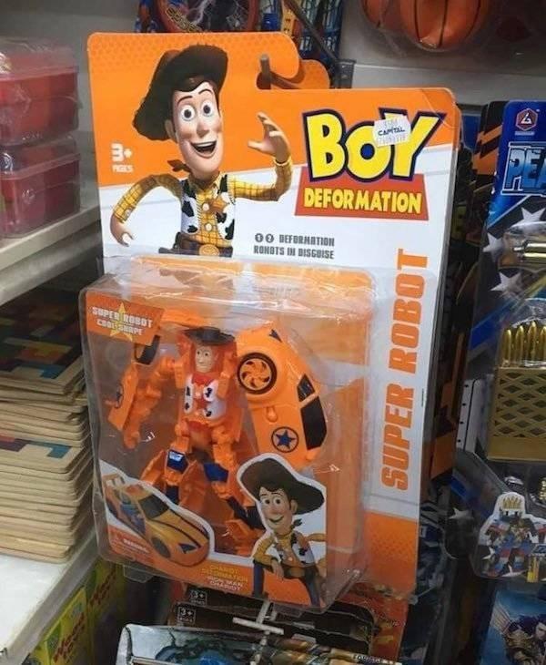 Toy - BoY CAPITL PE FIGES DEFORMATION 00 BEFORMBTION RONOTS IN BISGBISE SUPER ROSDT CALSERPE PARDT SUPER ROBOT