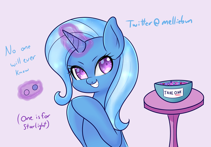 the great and powerful trixie mellie draws - 9329296384