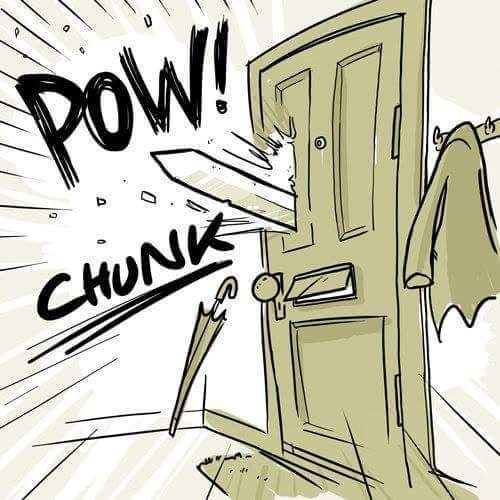 Cartoon - PoW CHUNK