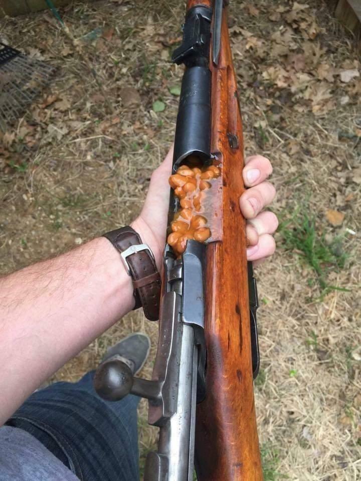 beans - Gun