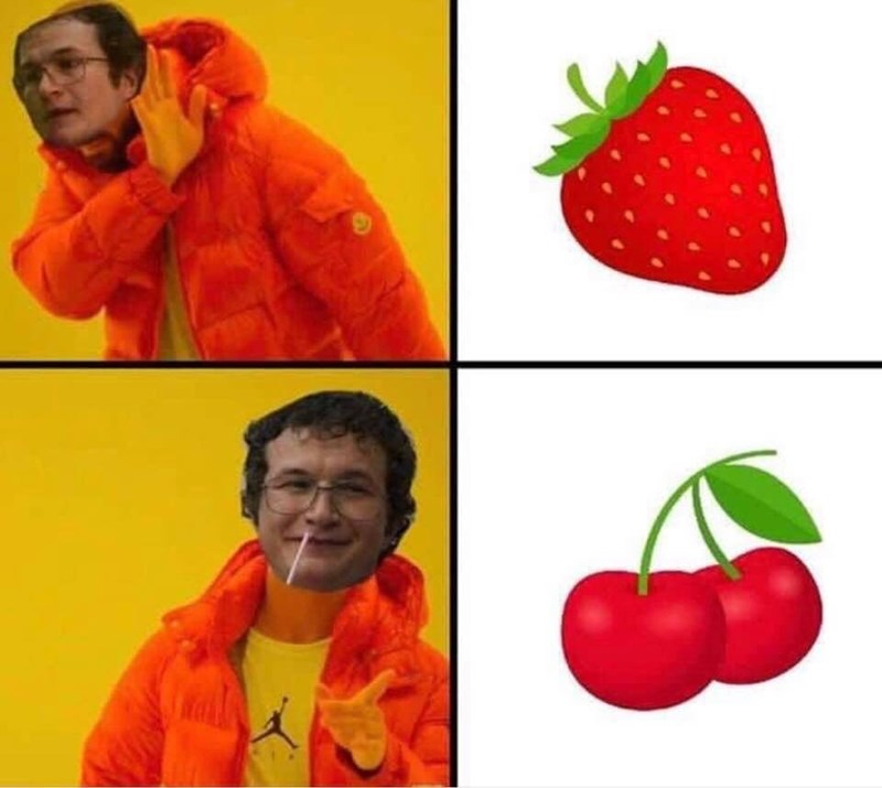 stranger things meme - Natural foods
