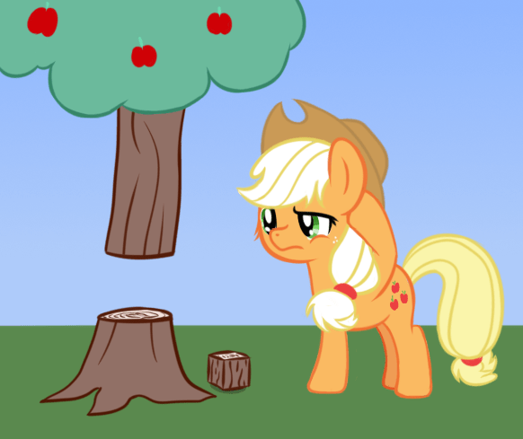 applejack minecraft djdavid98 - 9330430720