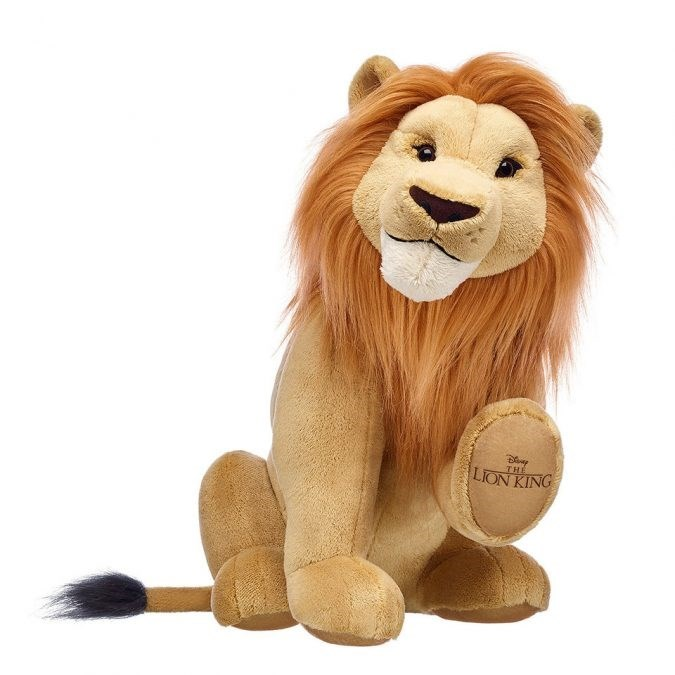lion king toy - Lion - THE LION KING