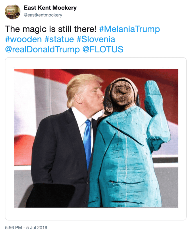 "Tweet - T""he magic is still there!"""