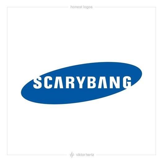 Text - honest logos SCARYBANG viktor hertz