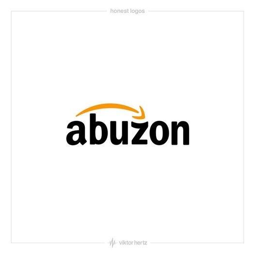 Logo - honest logos abuzon viktor hertz