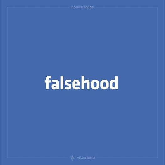 Text - honest logos falsehood viktor hertz