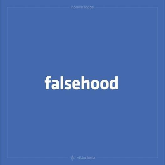 Text - honest logos falsehood viktor hertz