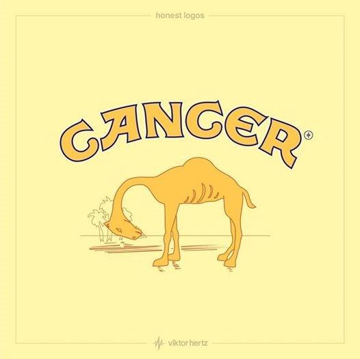 Camel - honest logos GANGER viktor hertz