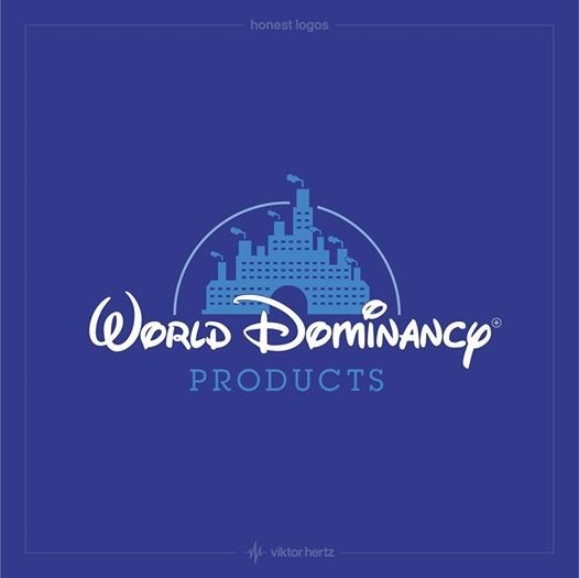 Text - honest logos WORLD DOMINANCY C PRODUCTS viktor hertz
