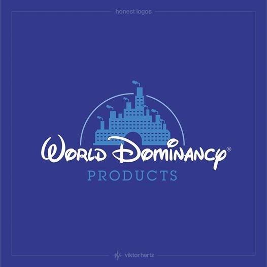 Text - honest logos WORLD DOMINANCY C PRODUCTS viktor hertz
