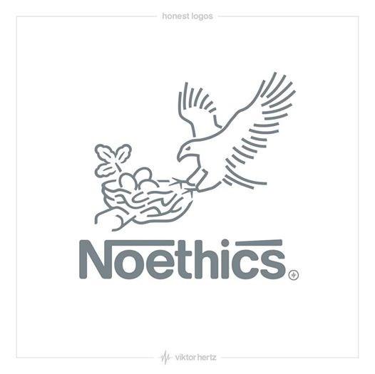 Logo - honest logos Noethics viktor hertz
