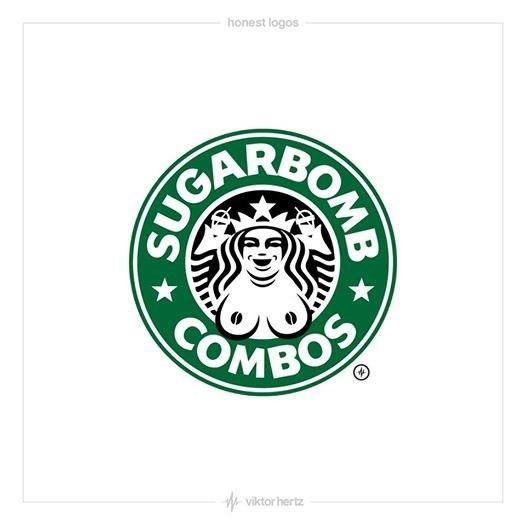 Logo - honest logos COMBOS viktor hertz