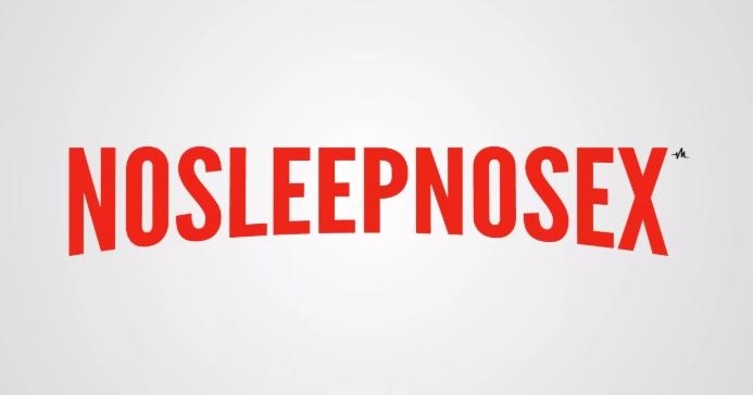 Text - NOSLEEPNOSEX