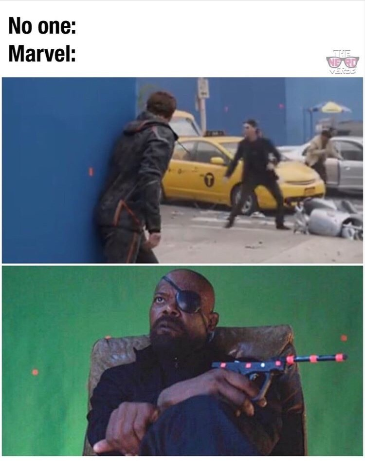 Meme - Photography - No one: Marvel: THE NF RD VEXOE