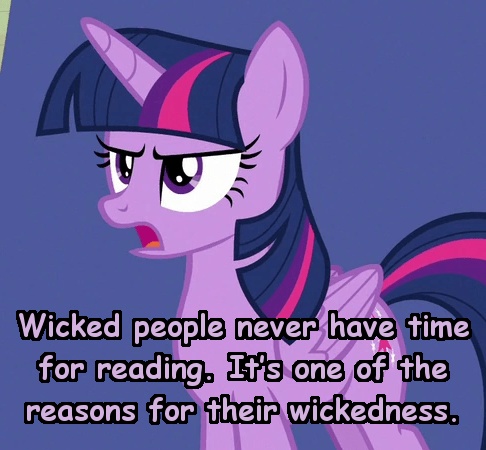 horse play incorrect my little pony quotes lemony snicket twilight sparkle screencap - 9331478272