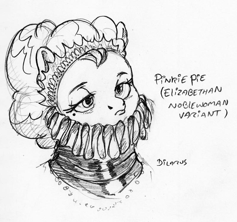 dilarus pinkie pie - 9331478528