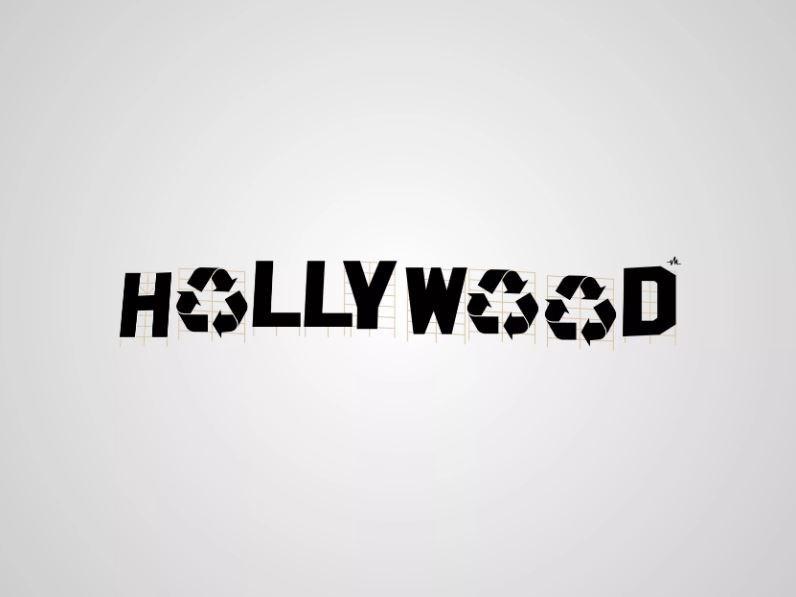 honest logo - Text - HOLLYWOOD