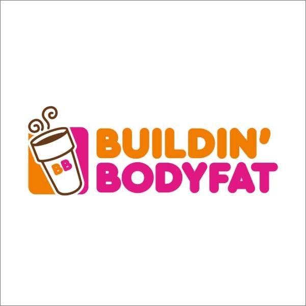 honest logo - Text -   BUILDIN' BODYFAT BB