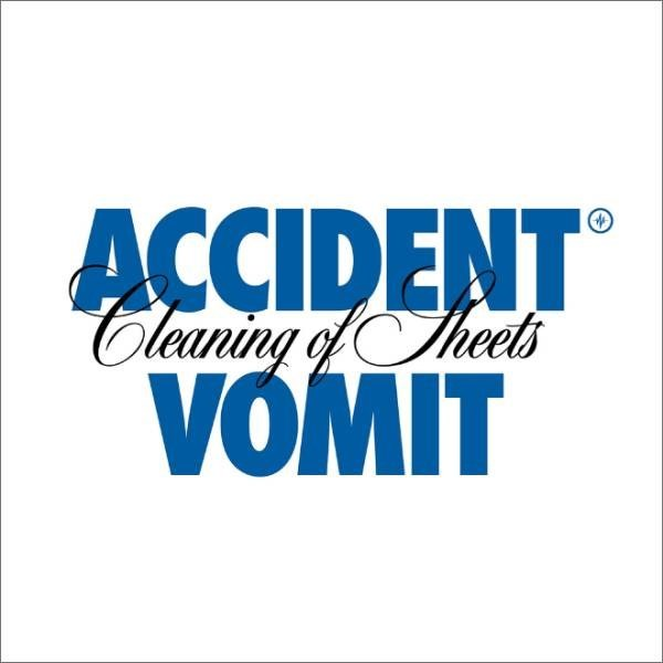 honest logo - Text - ACCIDENT Cleaning of Hheets VOMIT