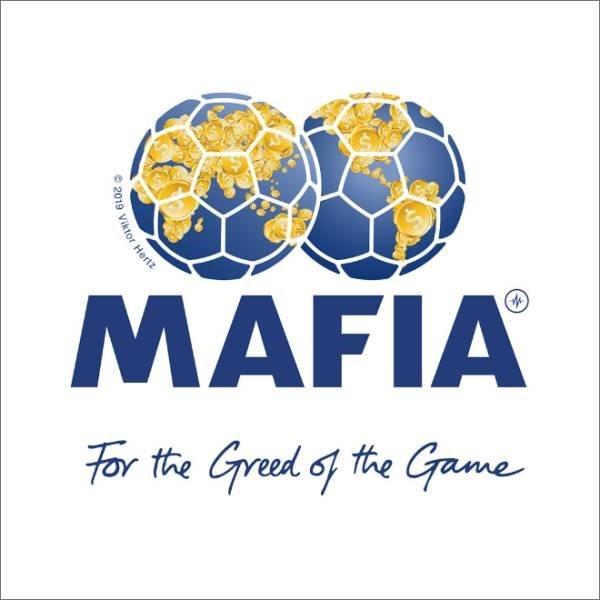 honest logo - Text - ΜAFIA for the Greed of the Game tktor Hertz