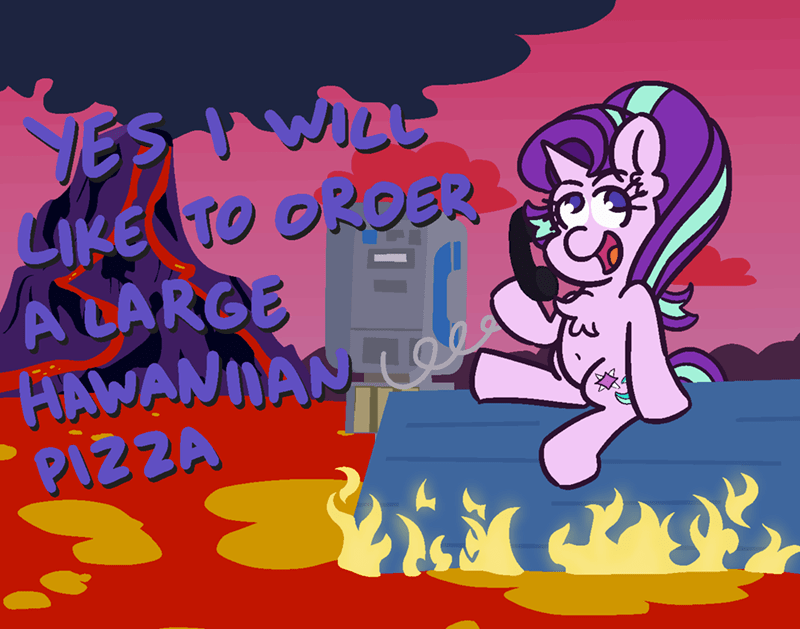 starlight glimmer ponify the simpsons threetwotwo32232 - 9331861248
