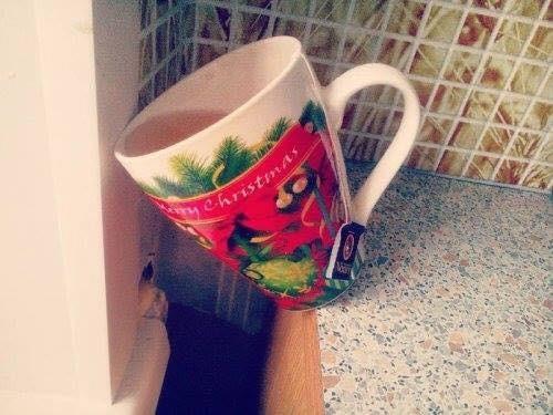 small luck - Mug - Christmas