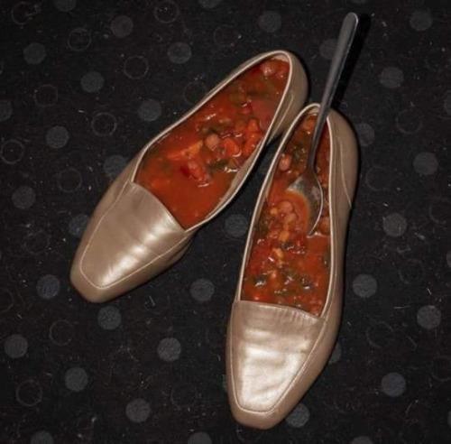 cursed image - Footwear