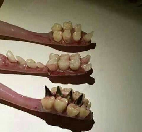 cursed image - Tooth