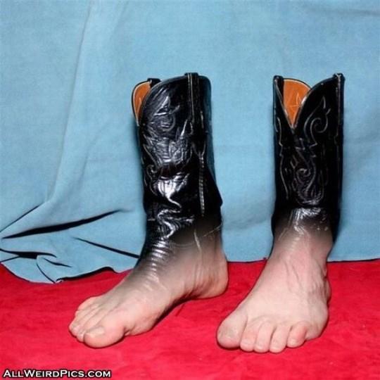 cursed image - Footwear - ALLWEIRDPICSs.COM