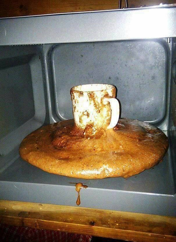 cooking fail - Food