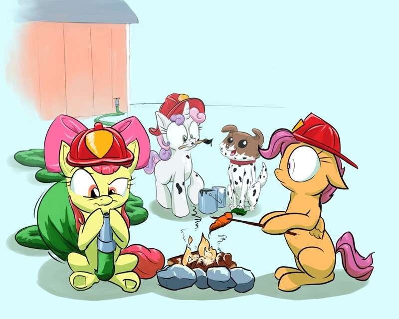 this will end in wharrgarbl winona Sweetie Belle apple bloom rocket-lawnchair Scootaloo - 9332397568