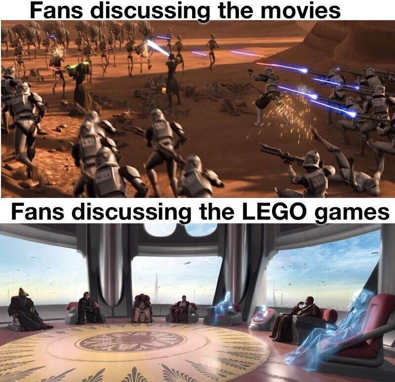 Sky - Fans discussing the movies Fans discussing the LEGO games e alie