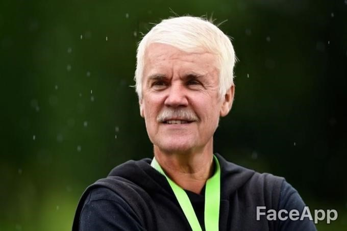 Chin - FaceApp