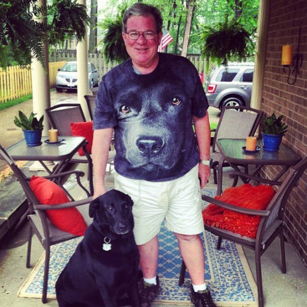 dad fashion - Dog