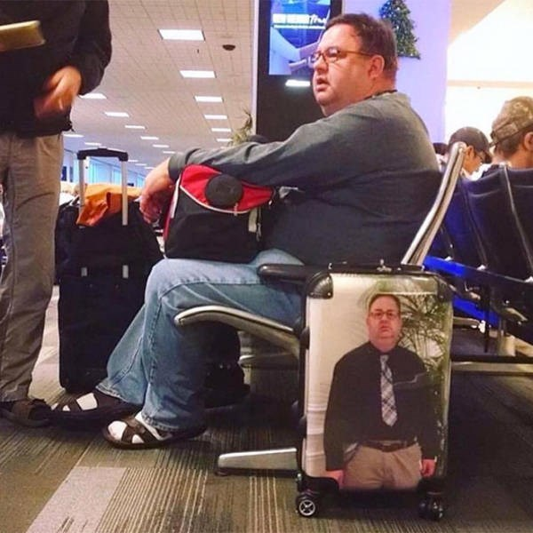 dad fashion - Passenger