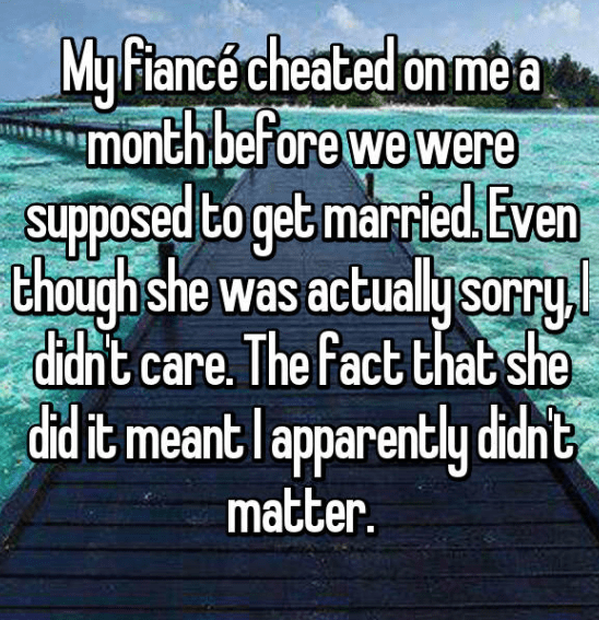 20 Times People's Cheating Fiancés Broke Their Hearts - FAIL