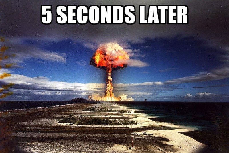 "Meme - ""5 SECONDS LATER"""