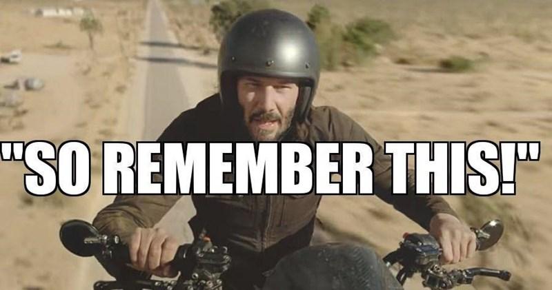 "Helmet - ""SO REMEMBER THIS!"""