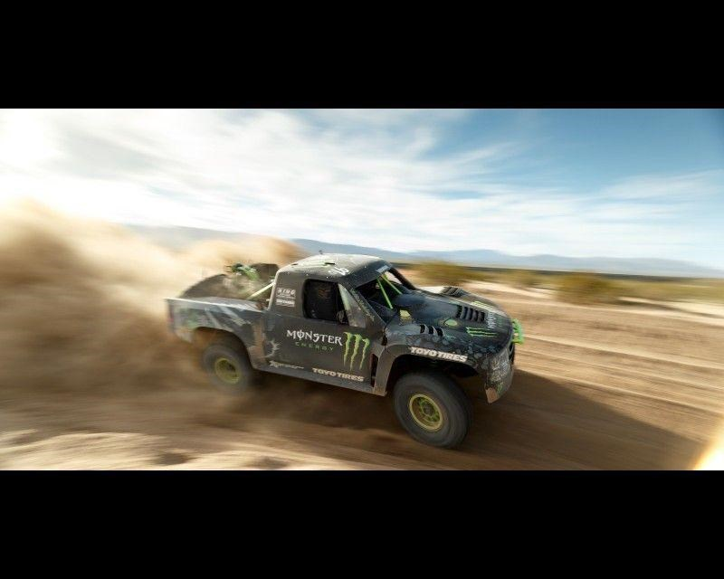 Land vehicle - TOYOTIRES MONSTER CNERSY TOYOTIREES