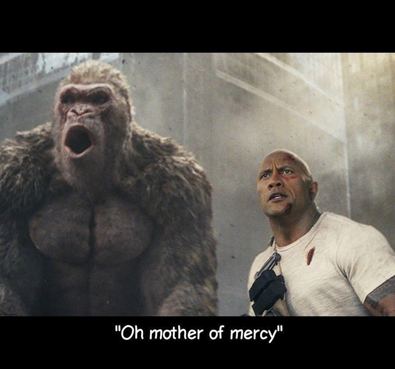 """Human - """"Oh mother of mercy"""""""