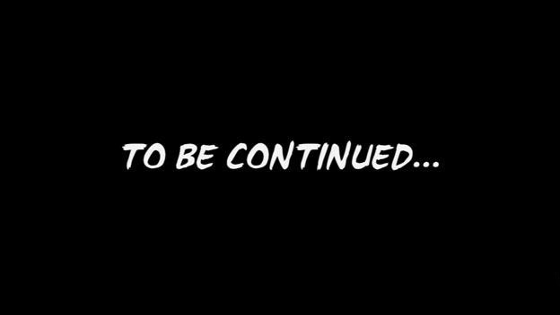 Text - TO BE CONTINUED...