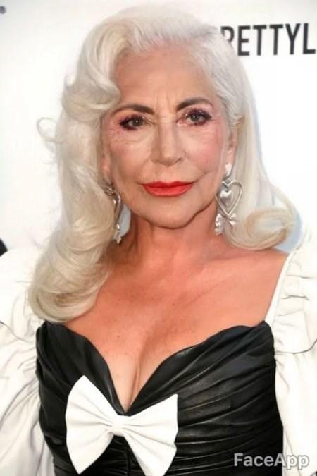 old celebrity - Hair - ETTYL FaceApp