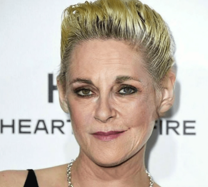 old celebrity - Hair - HEAR IRE