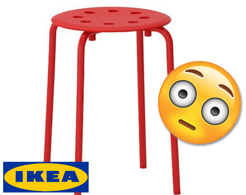 ouch balls FAIL list accident shower ikea - 933381