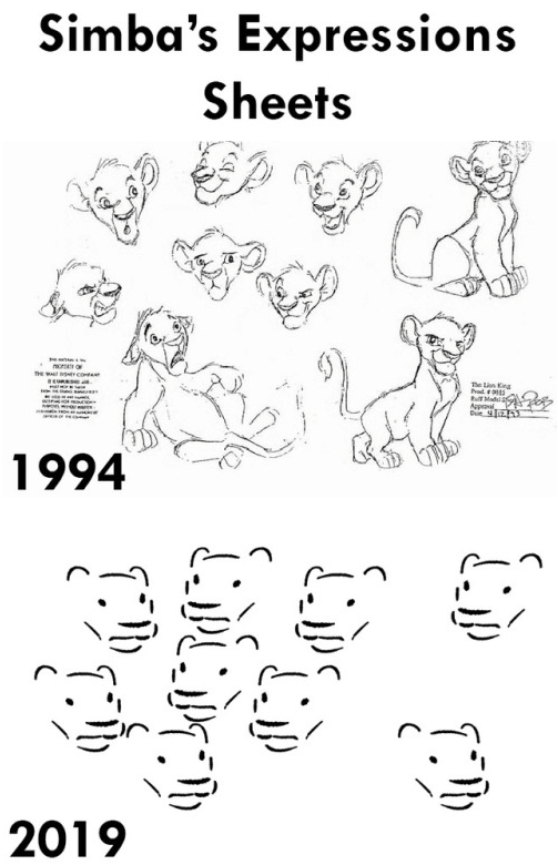 lion king memes lion king drawing disney expression simba illustration - 9333951232