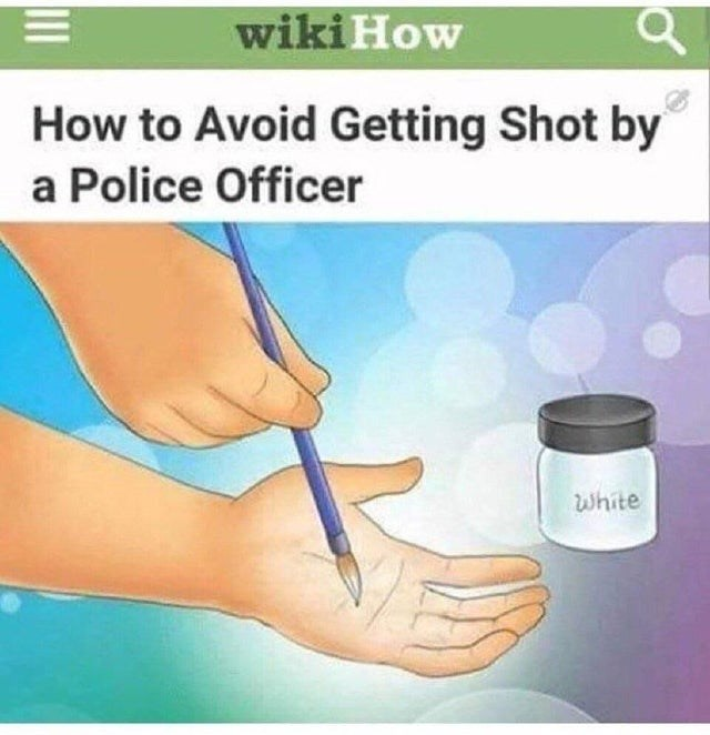 savage - Skin - wiki How How to Avoid Getting Shot by a Police Officer White